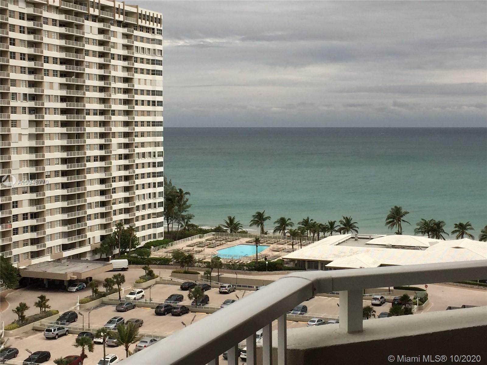 The Hemispheres Four #12M - 1985 S Ocean Dr #12M, Hallandale Beach, FL 33009