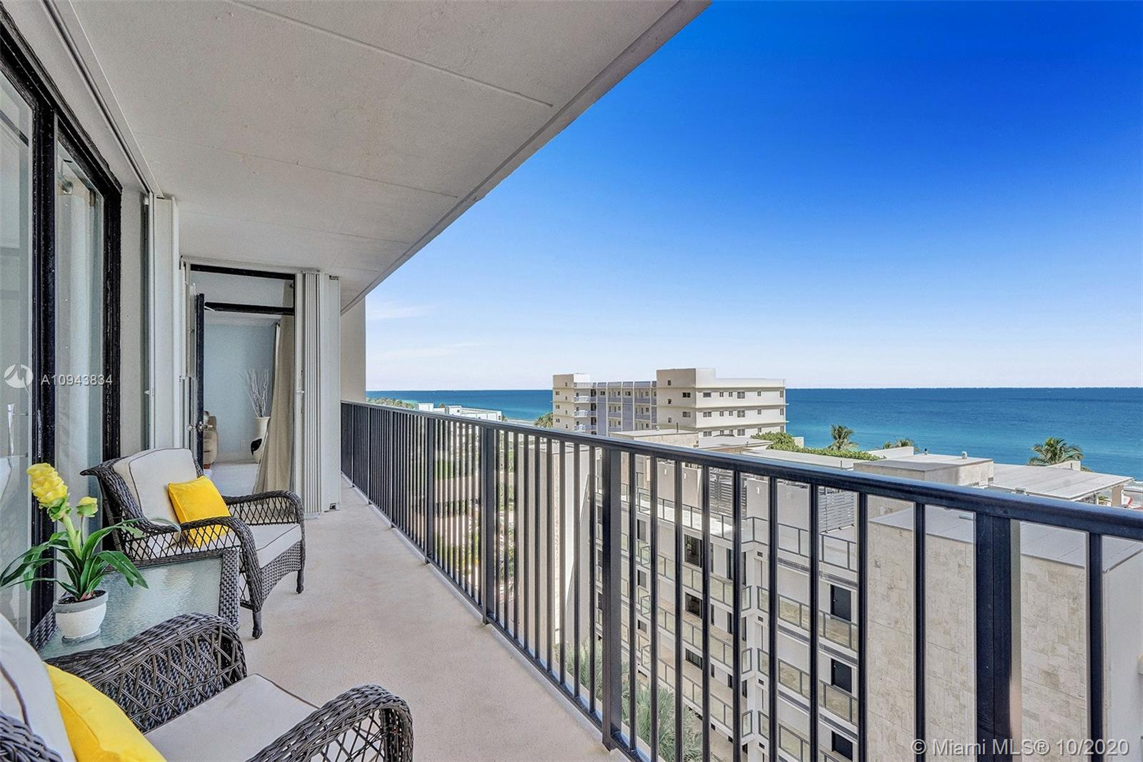 Grenoble, Tower 4 #801 - 2101 S Ocean Dr #801, Hollywood, FL 33019