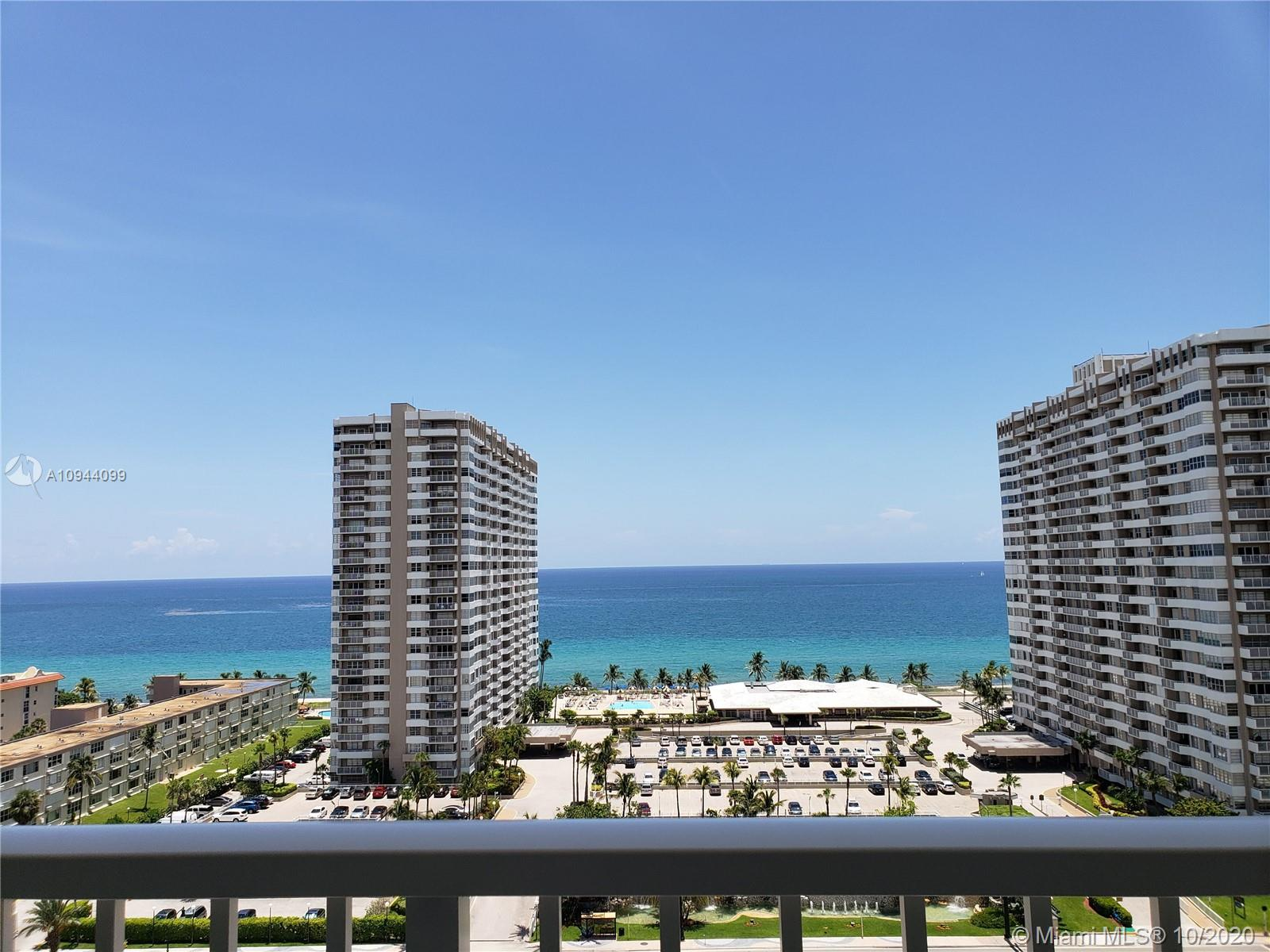 The Hemispheres Two #14G - 1965 S Ocean Dr #14G, Hallandale Beach, FL 33009