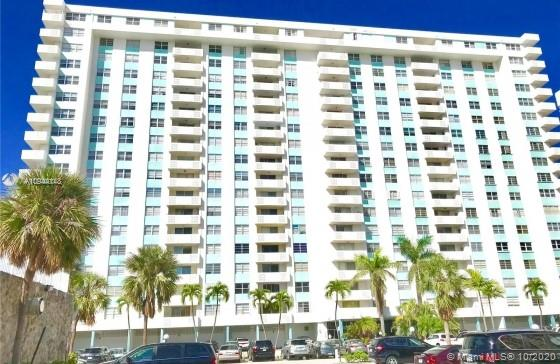 Plaza North Tower #607 - 1833 S Ocean Dr #607, Hallandale Beach, FL 33009