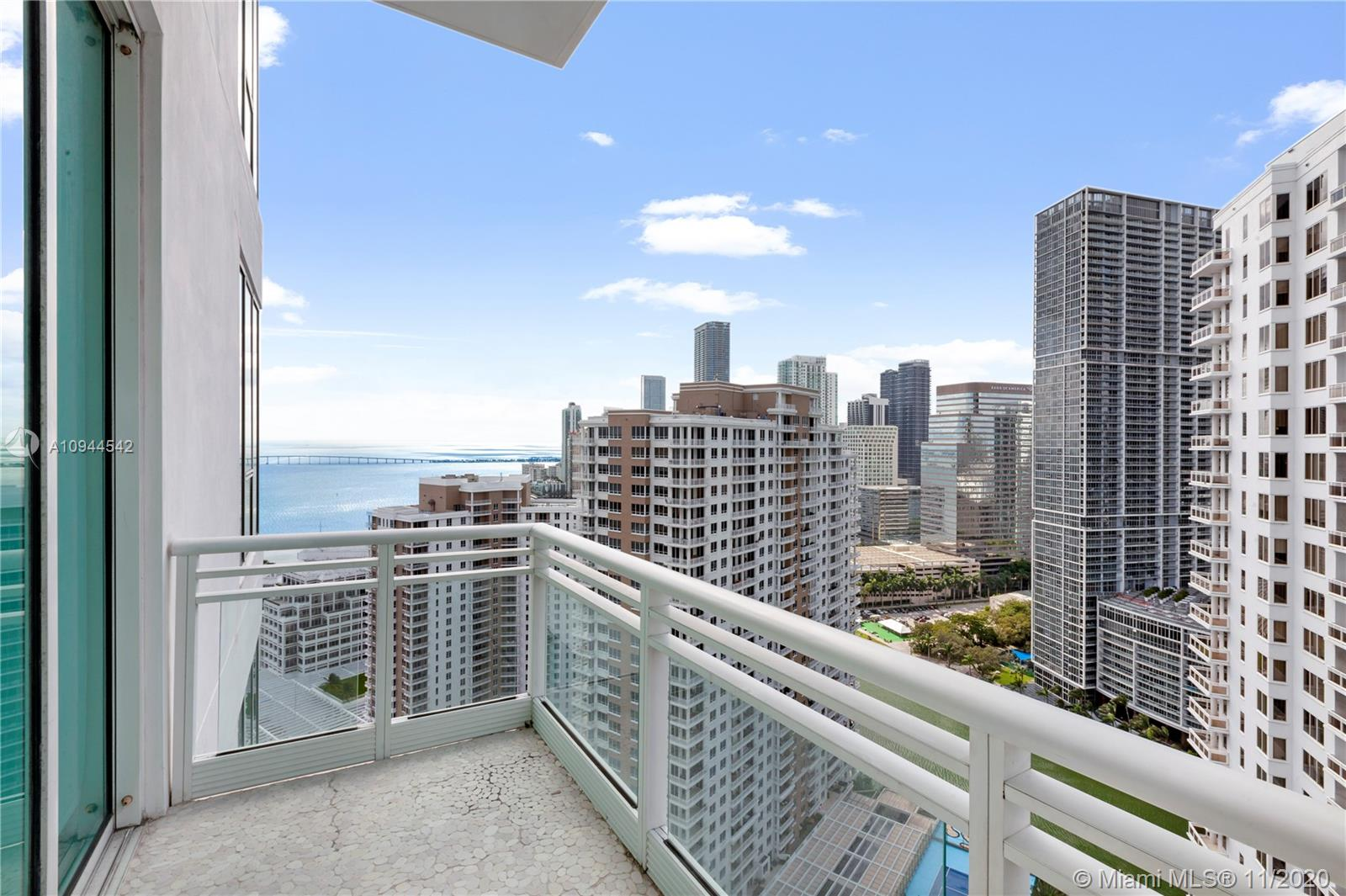 Photo of 900 Brickell Key Blvd #2601 listing for Sale