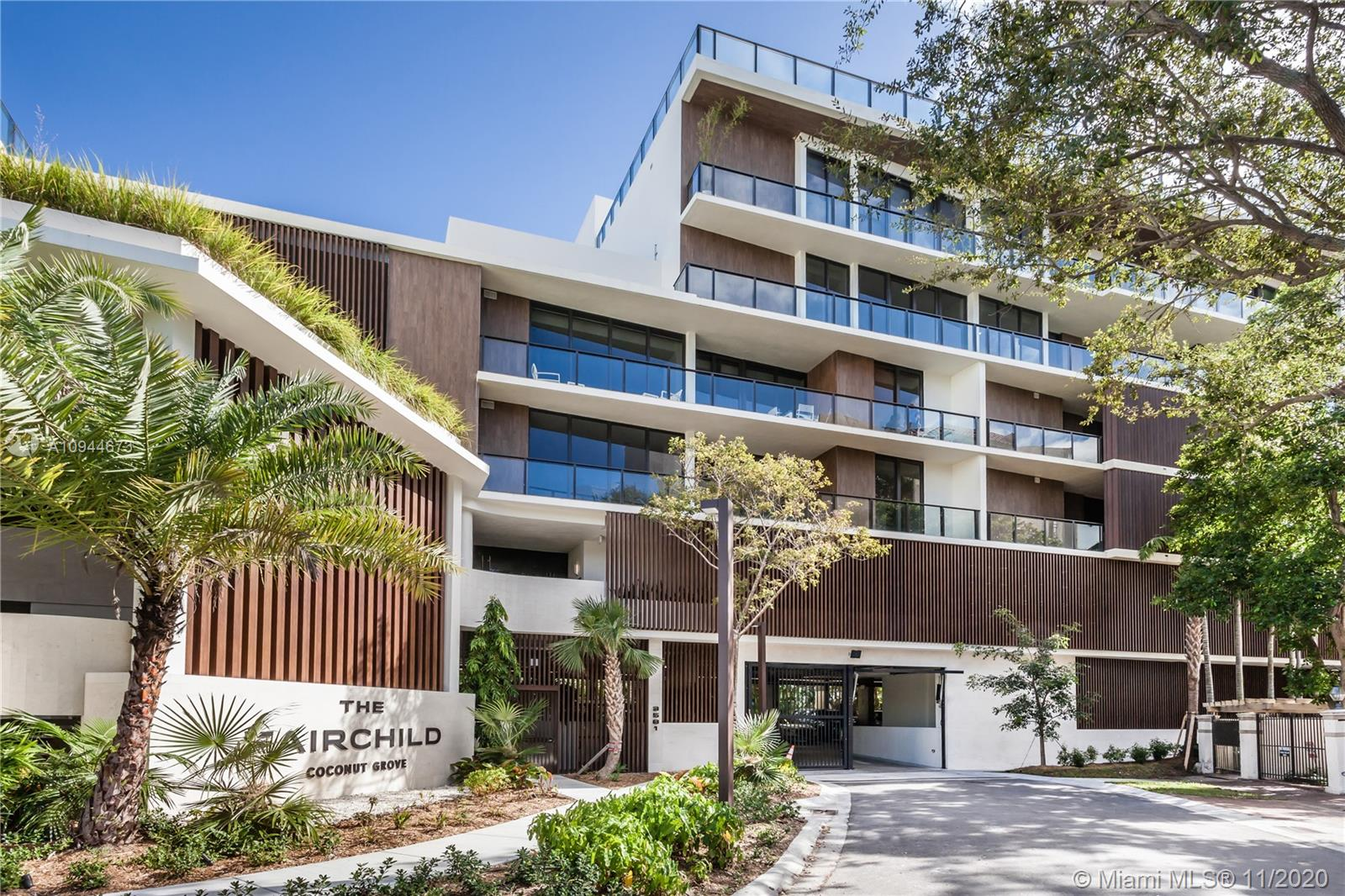 The Fairchild Coconut Grove #306 - 3581 E Glencoe St #306, Miami, FL 33133