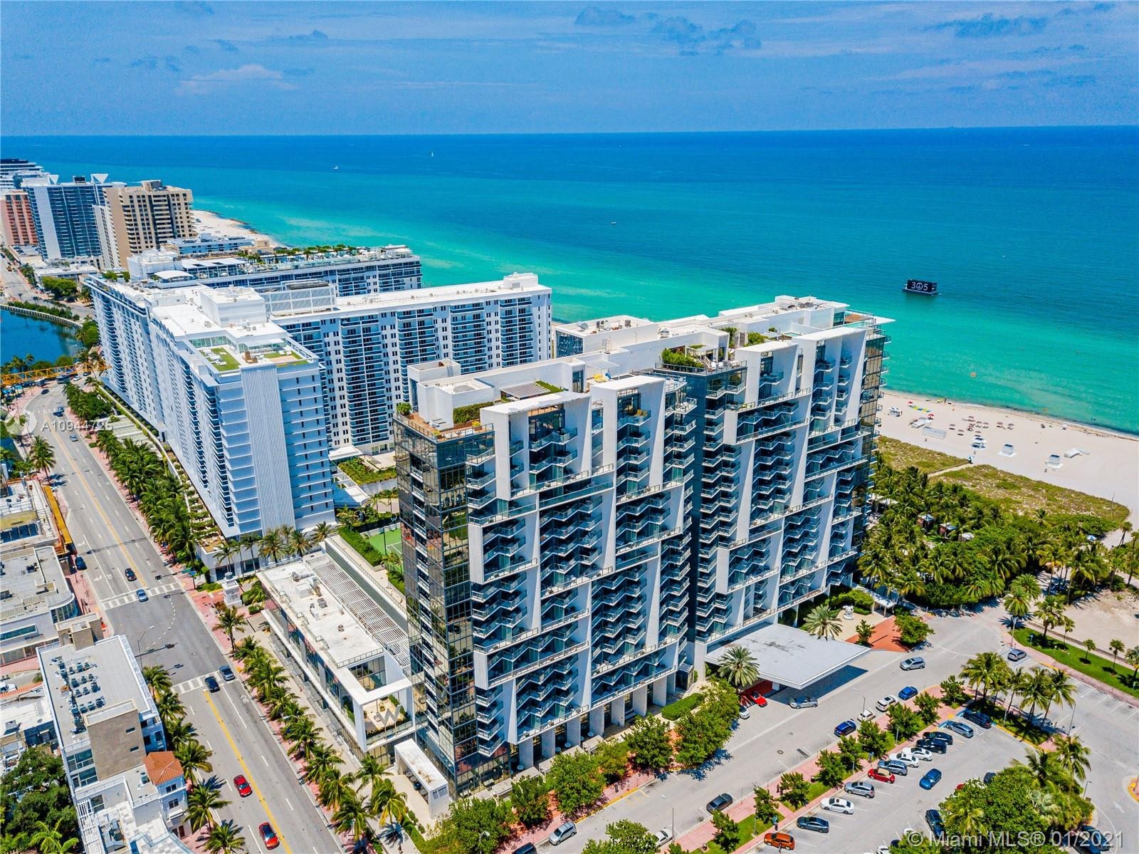 W South Beach #302 - 2201 Collins Ave #302, Miami Beach, FL 33139