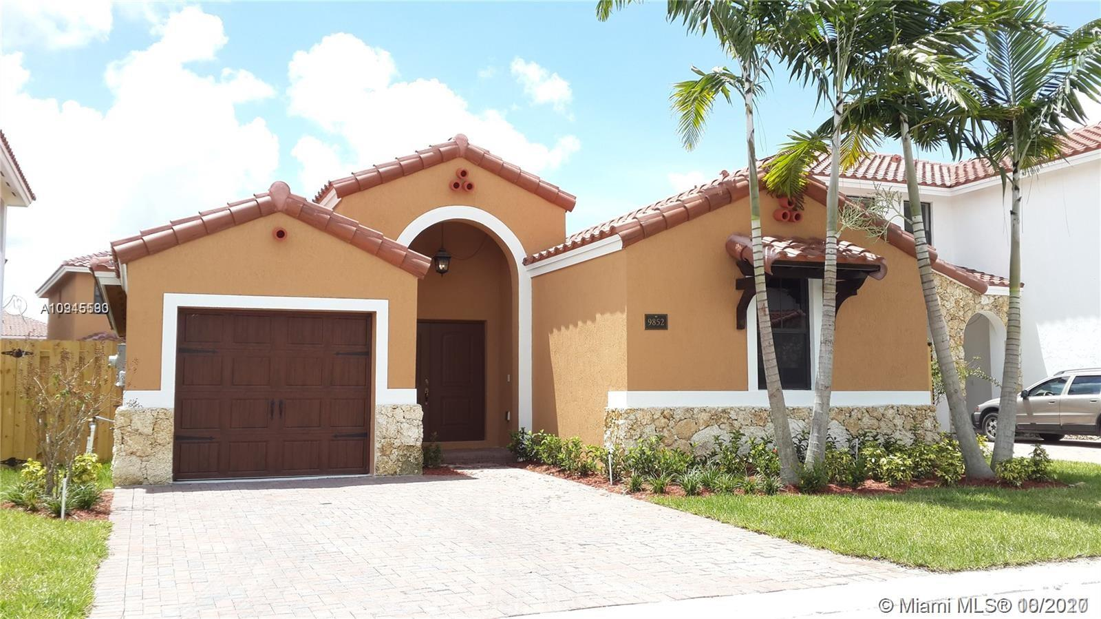 Las Ramblas - 9852 NW 10 TER, Miami, FL 33172