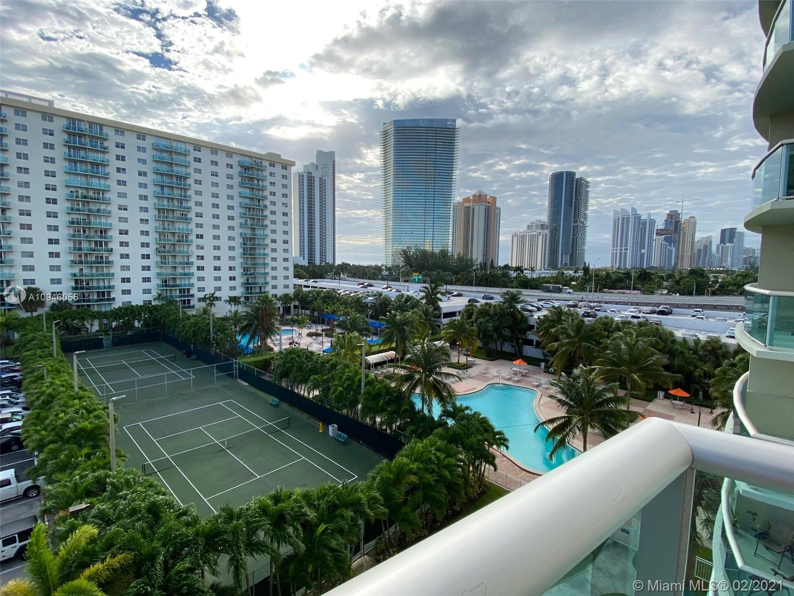 Ocean View B #614 - 19380 Collins Ave #614, Sunny Isles Beach, FL 33160