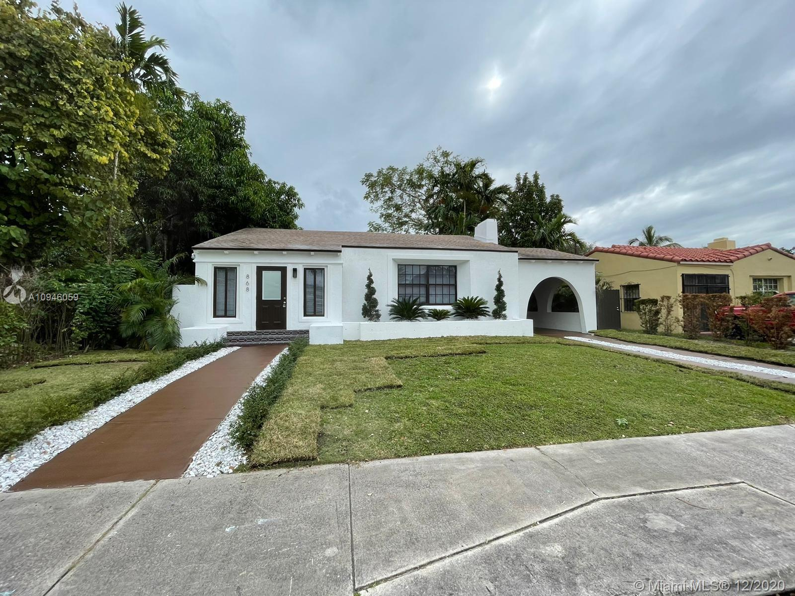 868 NE 82nd St, Miami, Florida 33138, 3 Bedrooms Bedrooms, ,2 BathroomsBathrooms,Residential,For Sale,868 NE 82nd St,A10946059