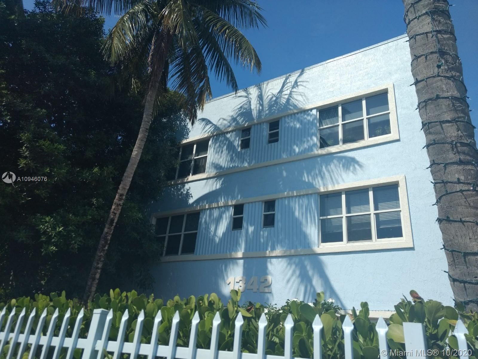 1342 Drexel Ave # 305, Miami Beach, Florida 33139, 2 Bedrooms Bedrooms, ,2 BathroomsBathrooms,Residential,For Sale,1342 Drexel Ave # 305,A10946076
