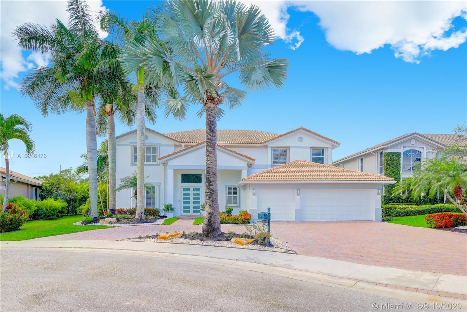 Weston Hills - 1702 Victoria Pointe Cir, Weston, FL 33327