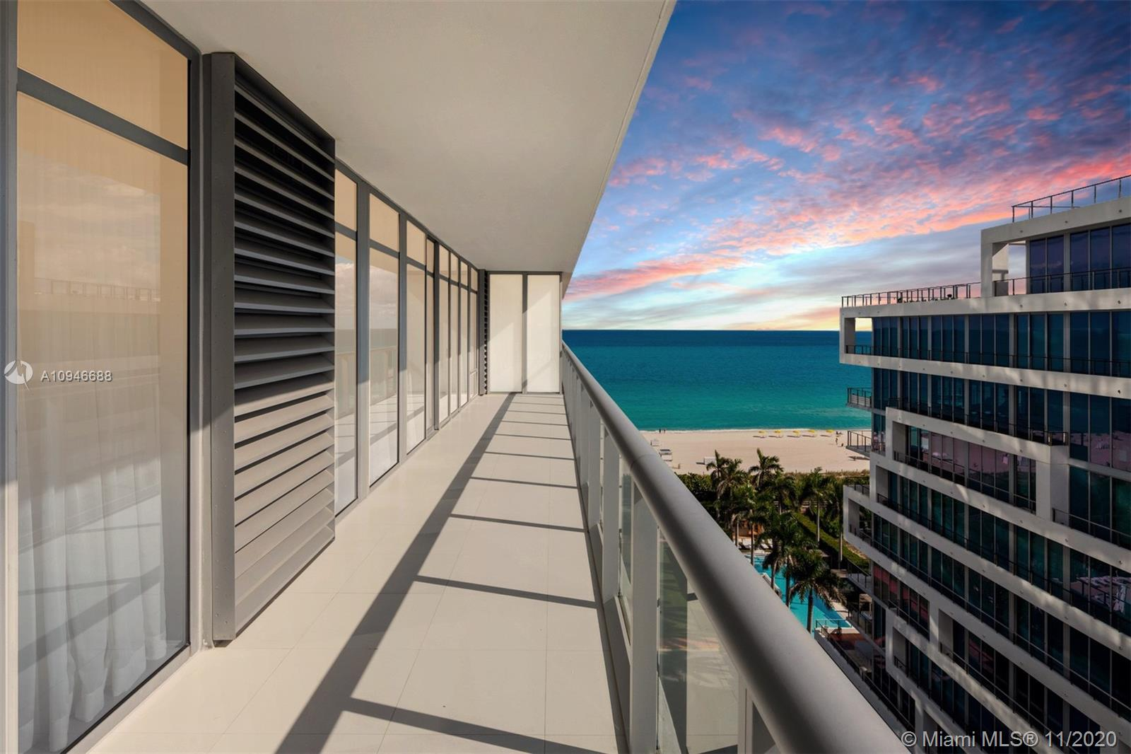 Caribbean South Tower #S-1003 - 3737 Collins Ave #S-1003, Miami Beach, FL 33140