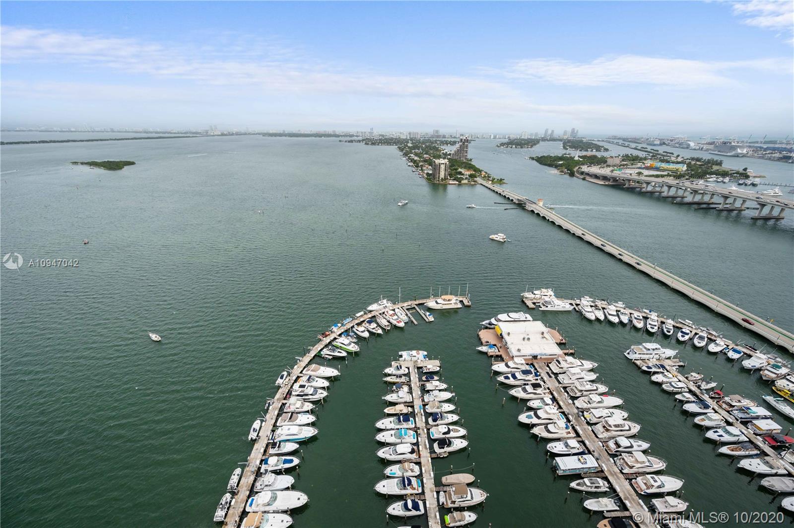 1717 N Bayshore Dr # 3831, Miami, Florida 33132, 2 Bedrooms Bedrooms, ,2 BathroomsBathrooms,Residential,For Sale,1717 N Bayshore Dr # 3831,A10947042