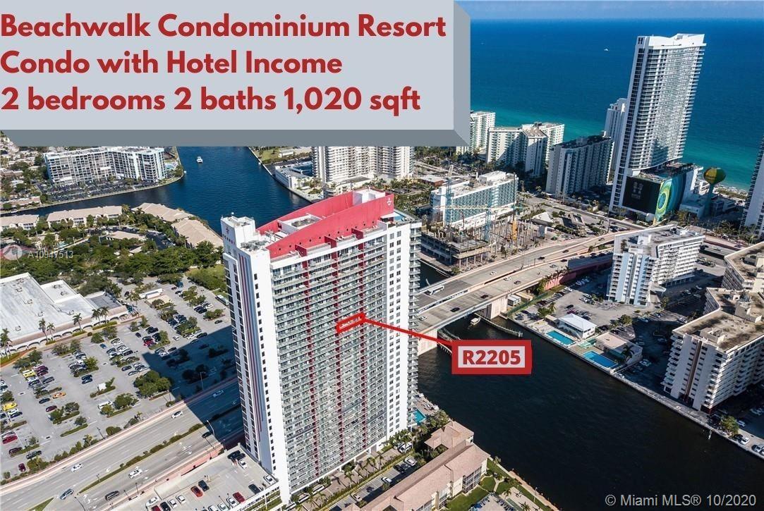 Beachwalk #R2205 - 2602 E Hallandale Beach Blvd #R2205, Hallandale Beach, FL 33009