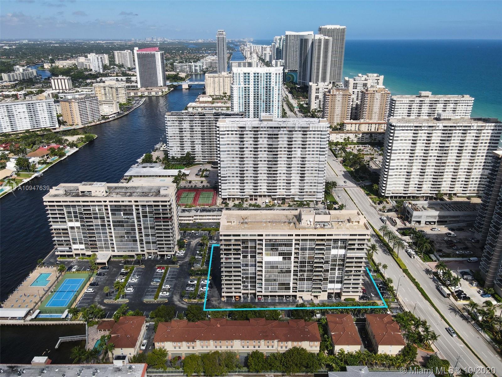 Avant Garde Two #1202 - 2049 S Ocean Dr #1202, Hallandale Beach, FL 33009