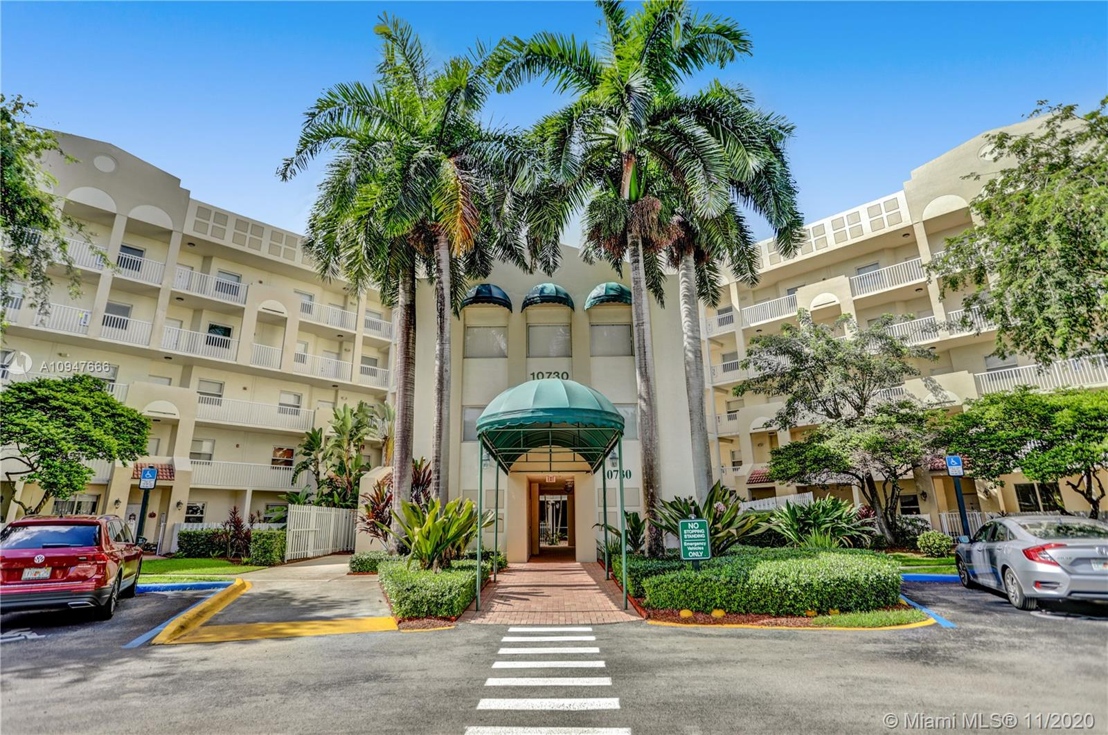 Captiva D #406 - 10730 NW 66th St #406, Doral, FL 33178