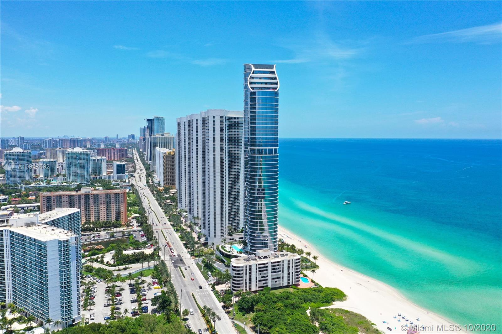 Photo of 15901 Collins Ave #1207 listing for Sale