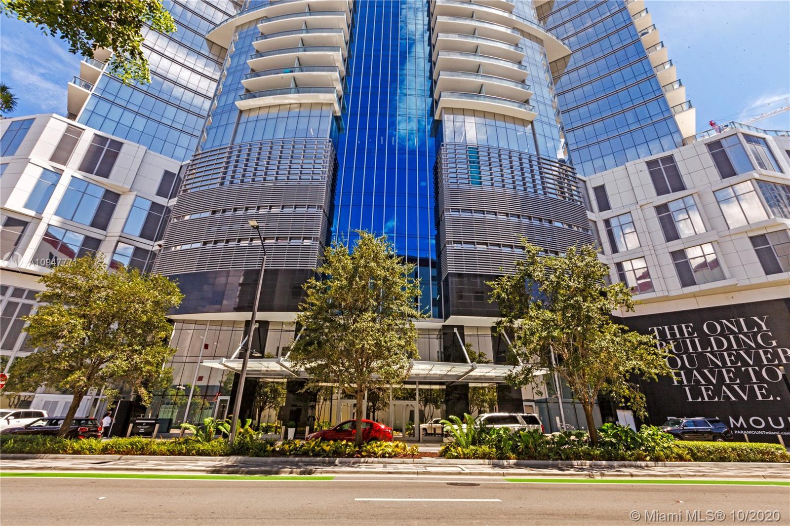 Paramount Miami Worldcenter #4009+cabana - 851 NE 1st Ave #4009+cabana, Miami, FL 33132