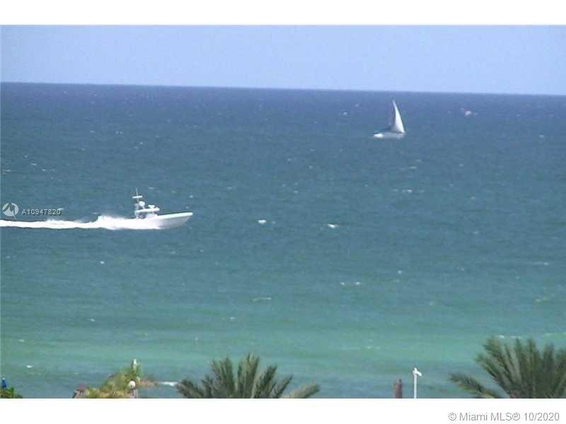 Clifton #805 - 3161 South Ocean Dr. #805, Hallandale Beach, FL 33009