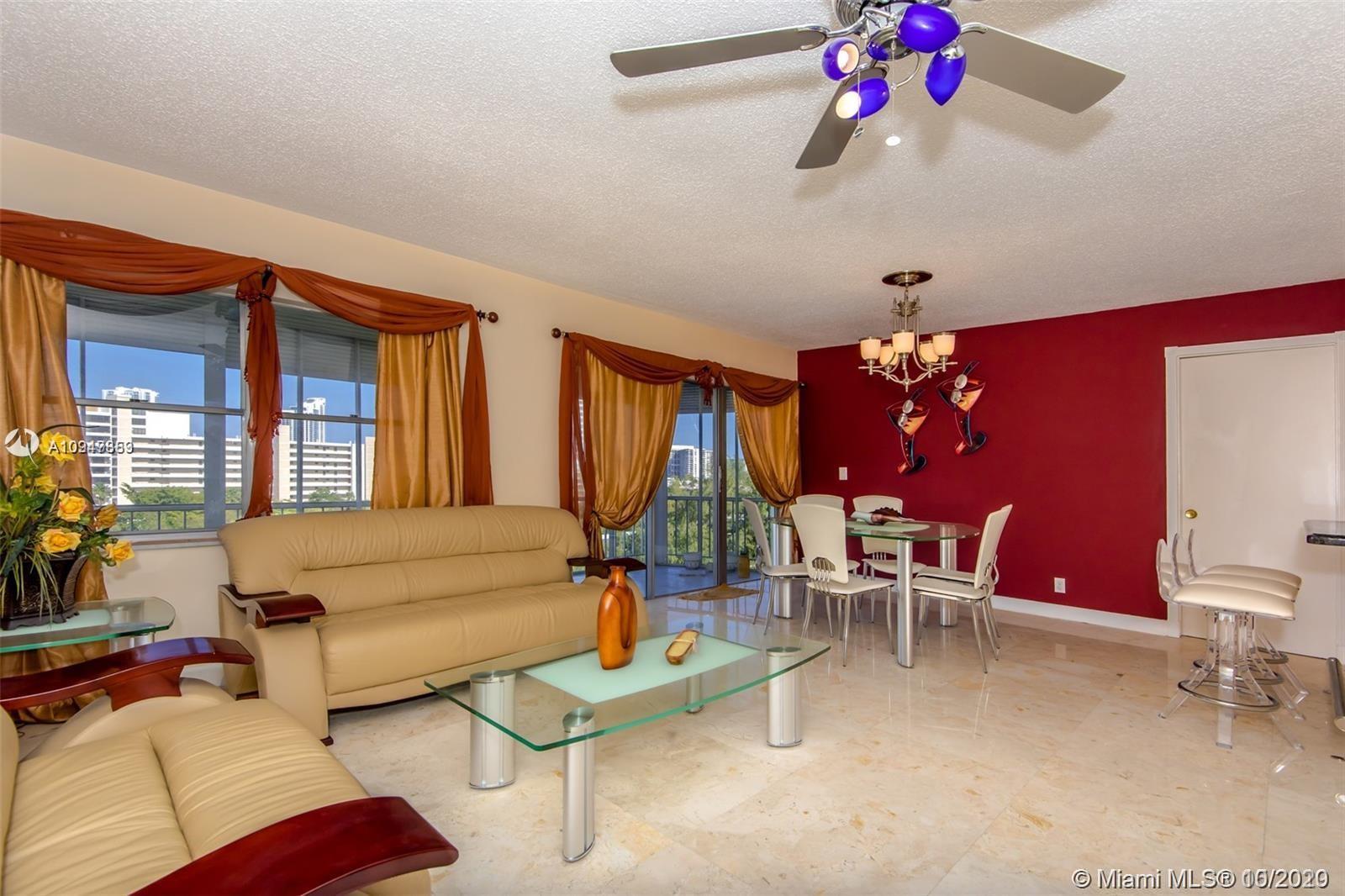Fairways Riviera #810 - 400 Diplomat Pkwy #810, Hallandale Beach, FL 33009