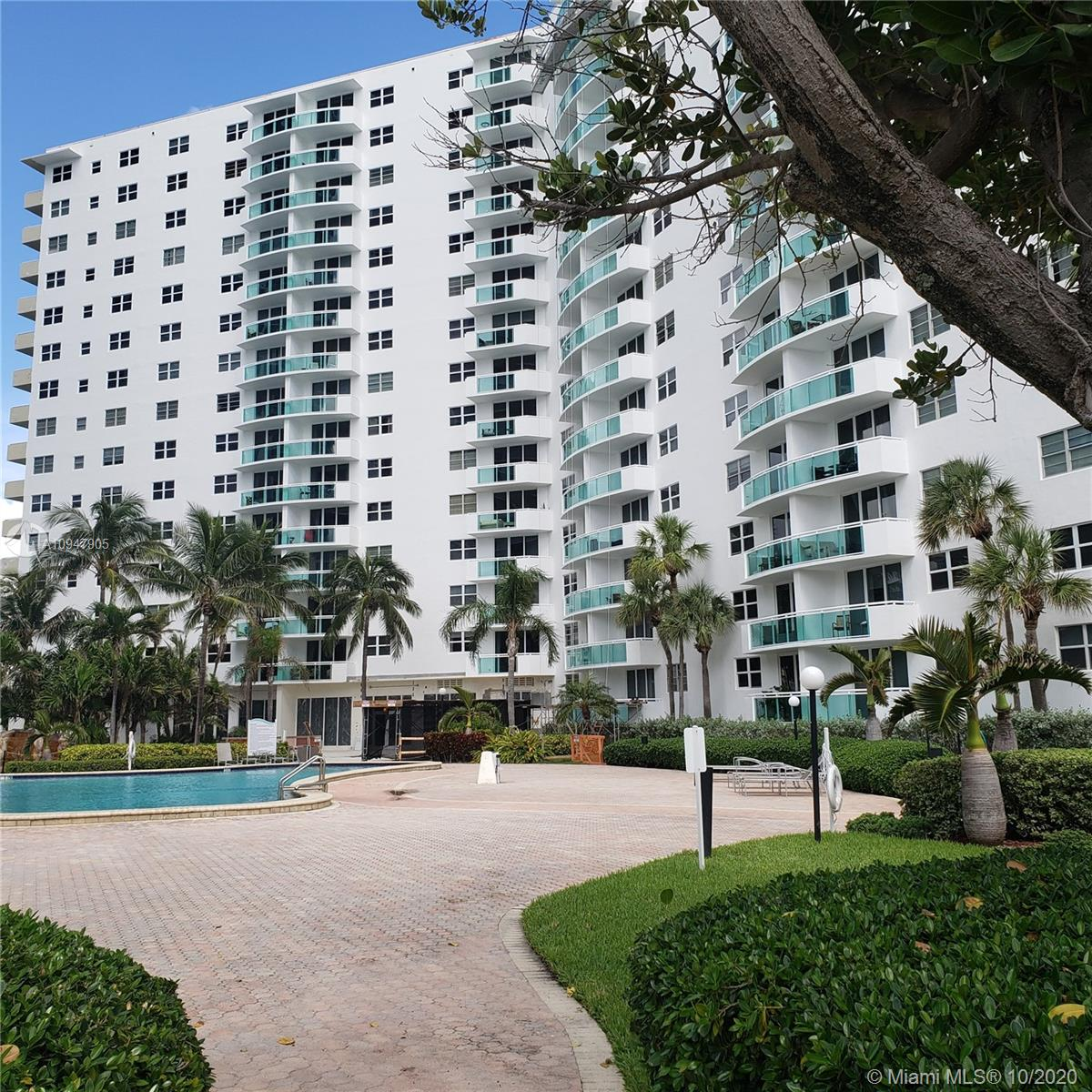 Residences on Hollywood East Tower #1219 - 3001 S Ocean Dr #1219, Hollywood, FL 33019