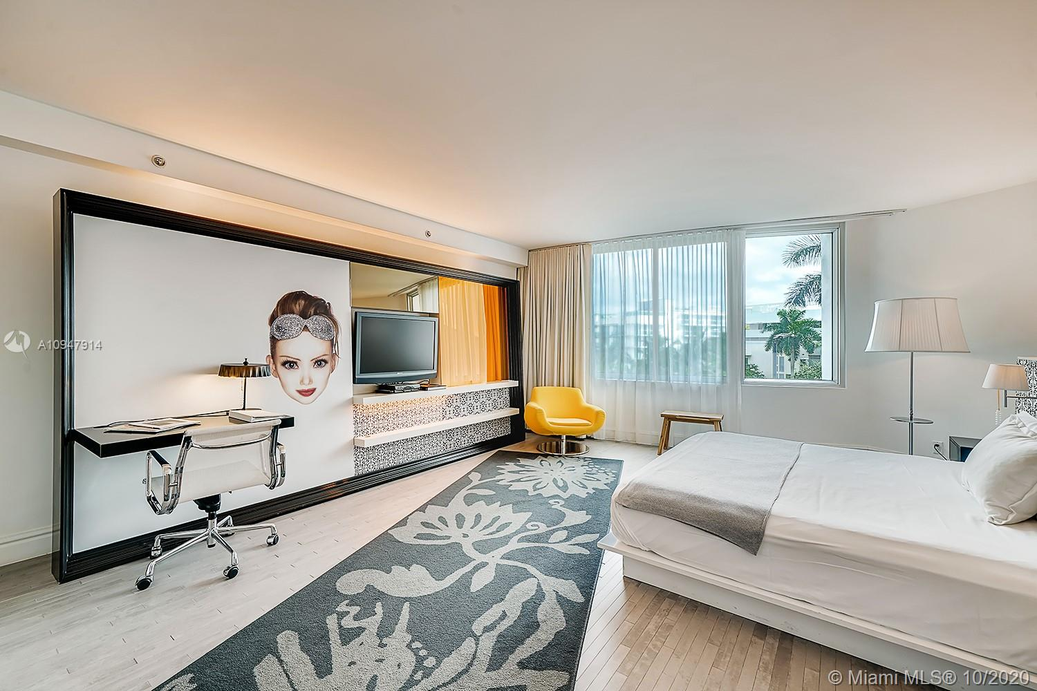 Mondrian South Beach #307 - 1100 West Ave #307, Miami Beach, FL 33139
