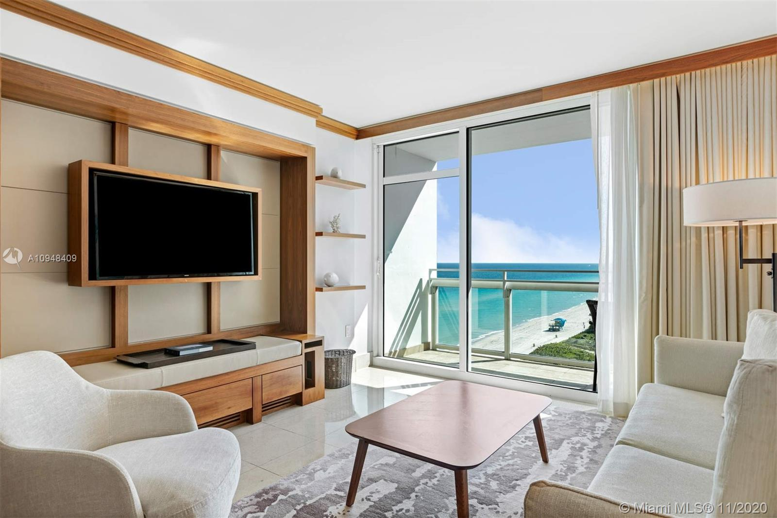 Carillon Hotel Tower #920 - 6801 Collins Ave #920, Miami Beach, FL 33141