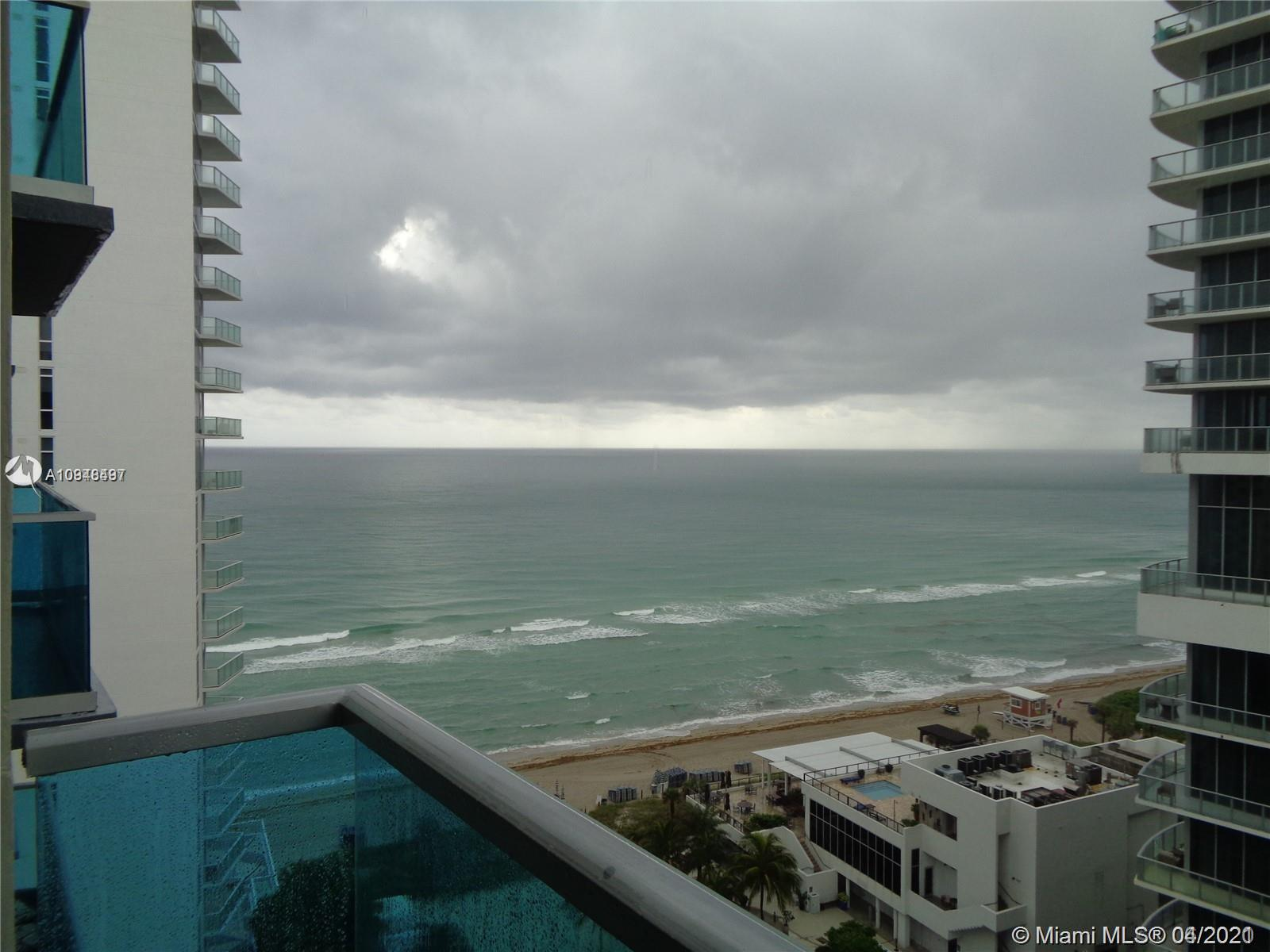 Sian Ocean Residences #16L - 4001 S Ocean Dr #16L, Hollywood, FL 33019