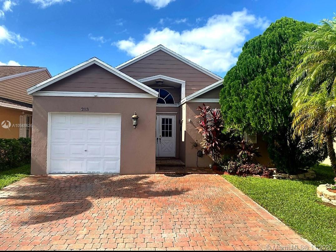 Hampton Lakes - 213 SW 159th Way, Sunrise, FL 33326