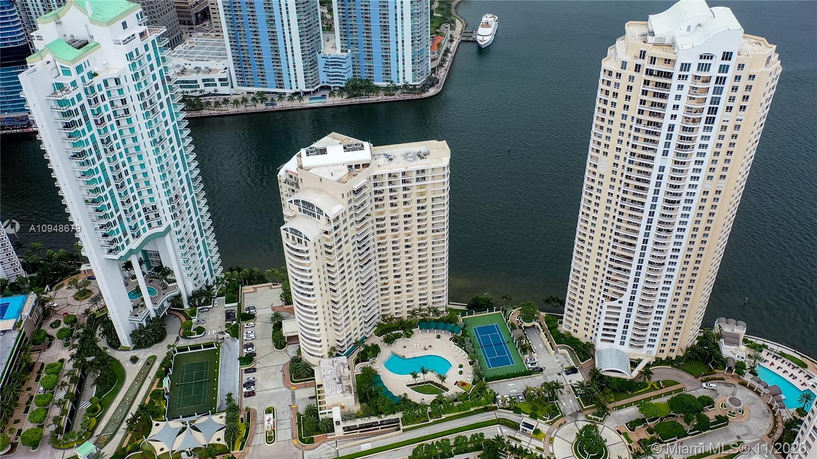 One Tequesta Point #604 - 888 Brickell Key Dr #604, Miami, FL 33131