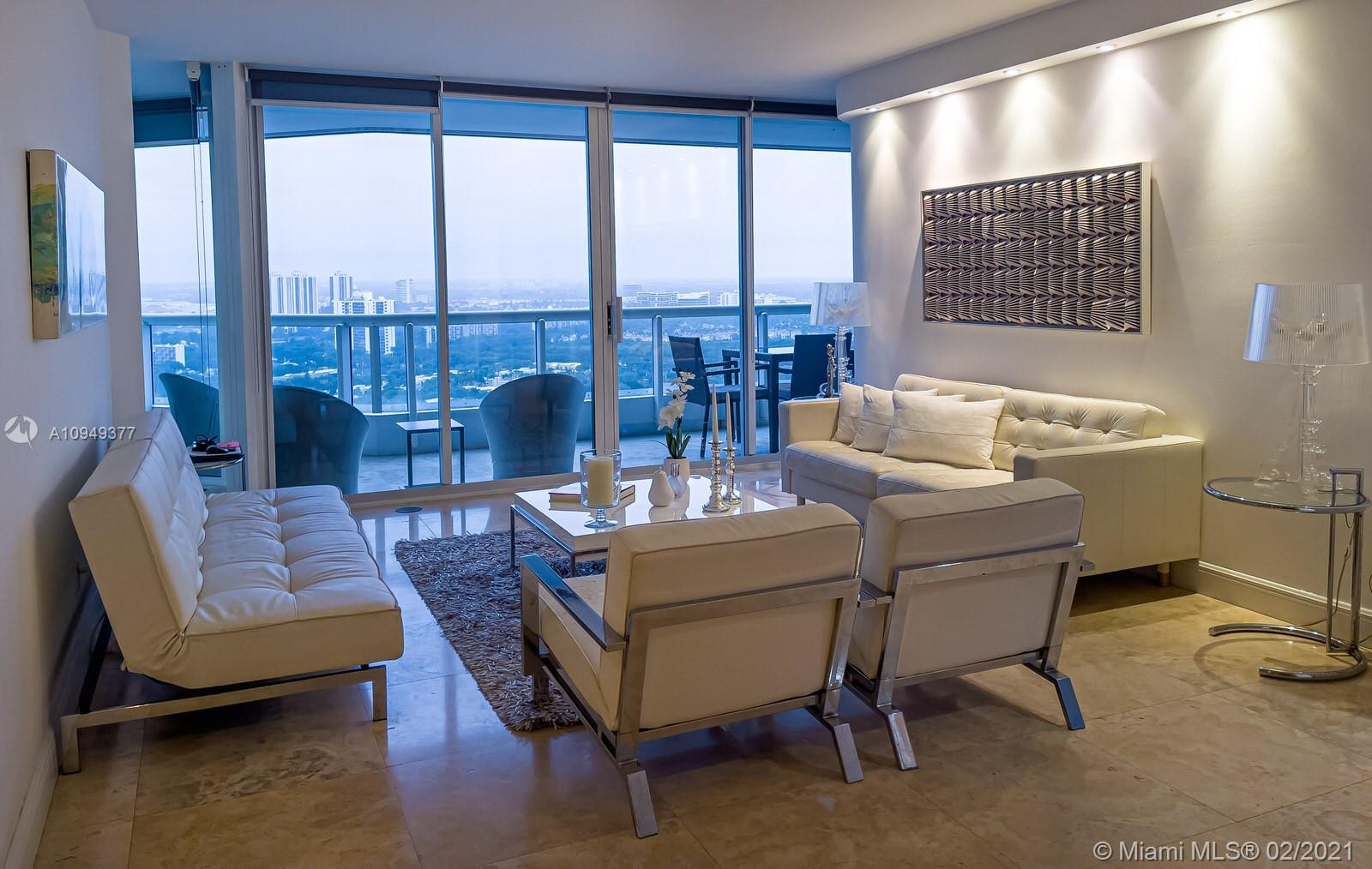 North Tower at the Point #2708 - 21205 Yacht Club Dr #2708, Aventura, FL 33180