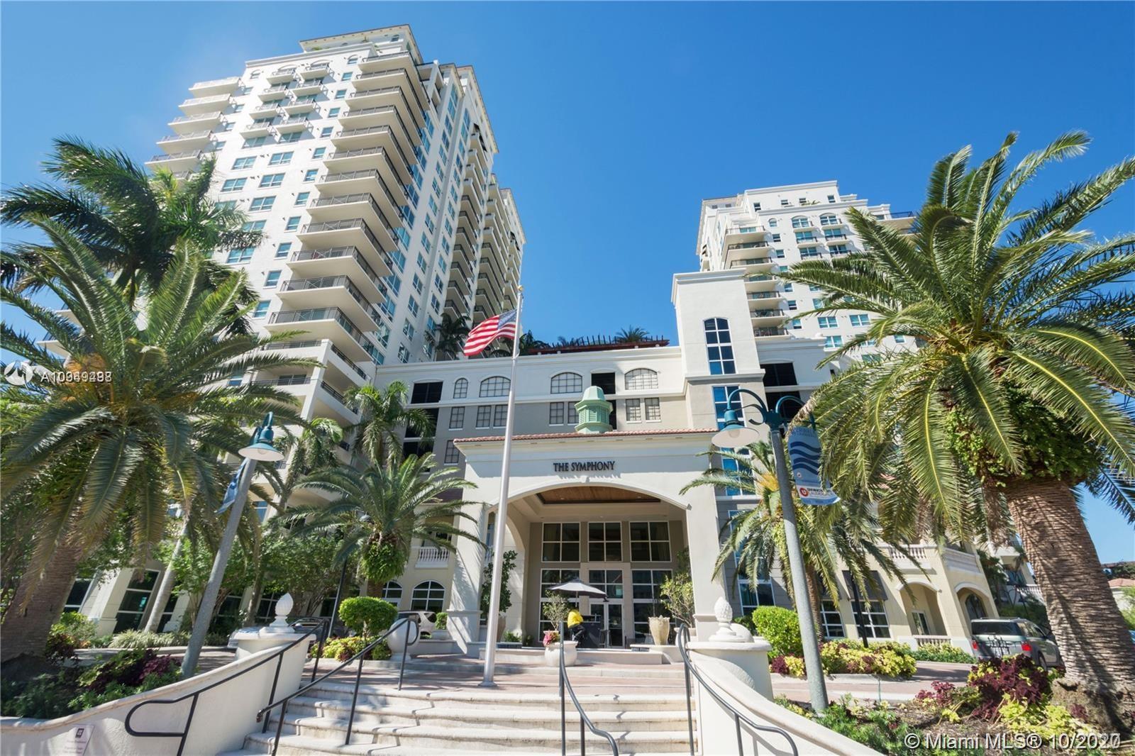 Symphony #1203S - 600 W Las Olas Blvd #1203S, Fort Lauderdale, FL 33312