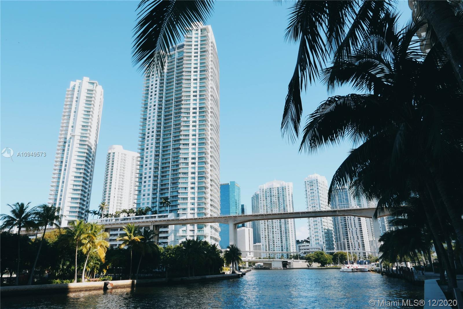 Latitude on the River #3803 - 185 SW 7th St #3803, Miami, FL 33130