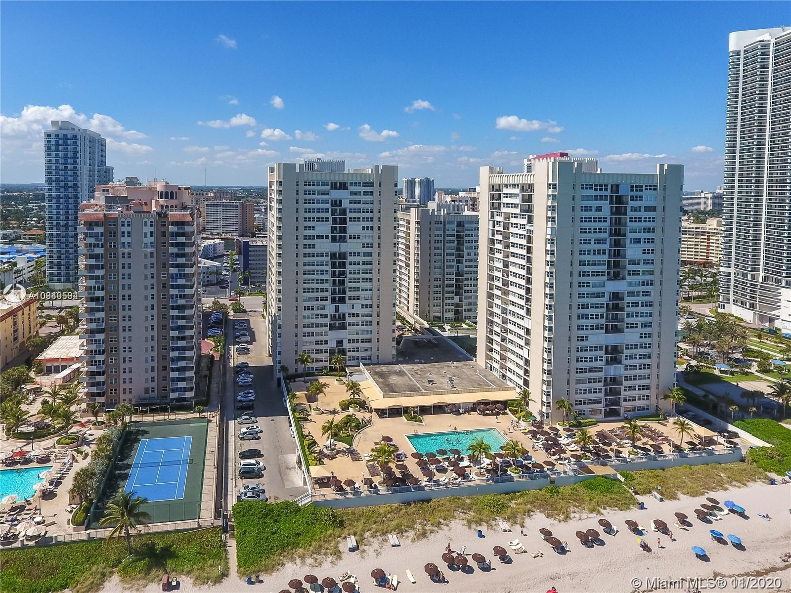 La Mer South #1905 - 1904 S Ocean Dr #1905, Hallandale Beach, FL 33009