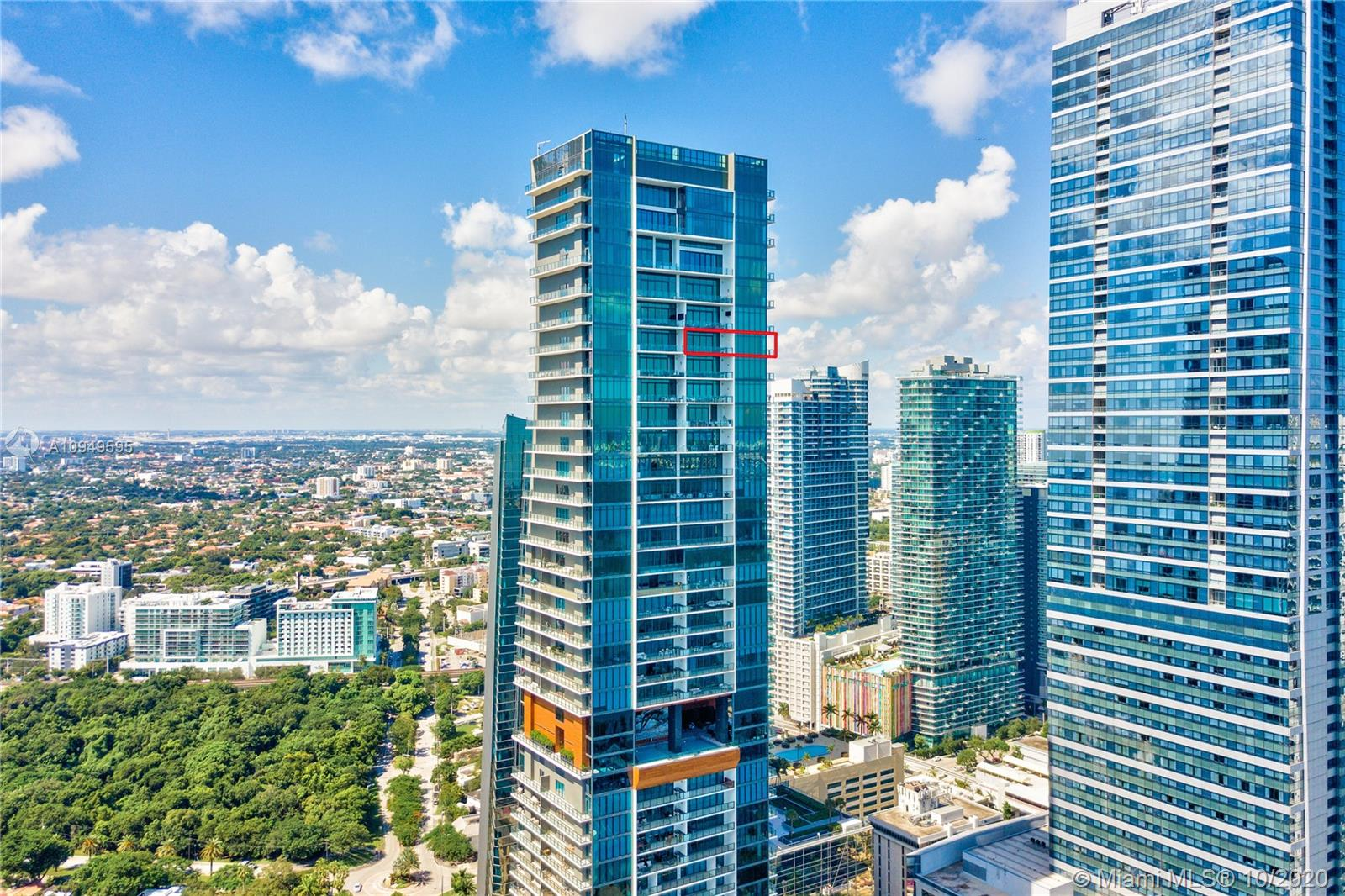 Photo of 1451 Brickell Ave #PH 5201 listing for Sale
