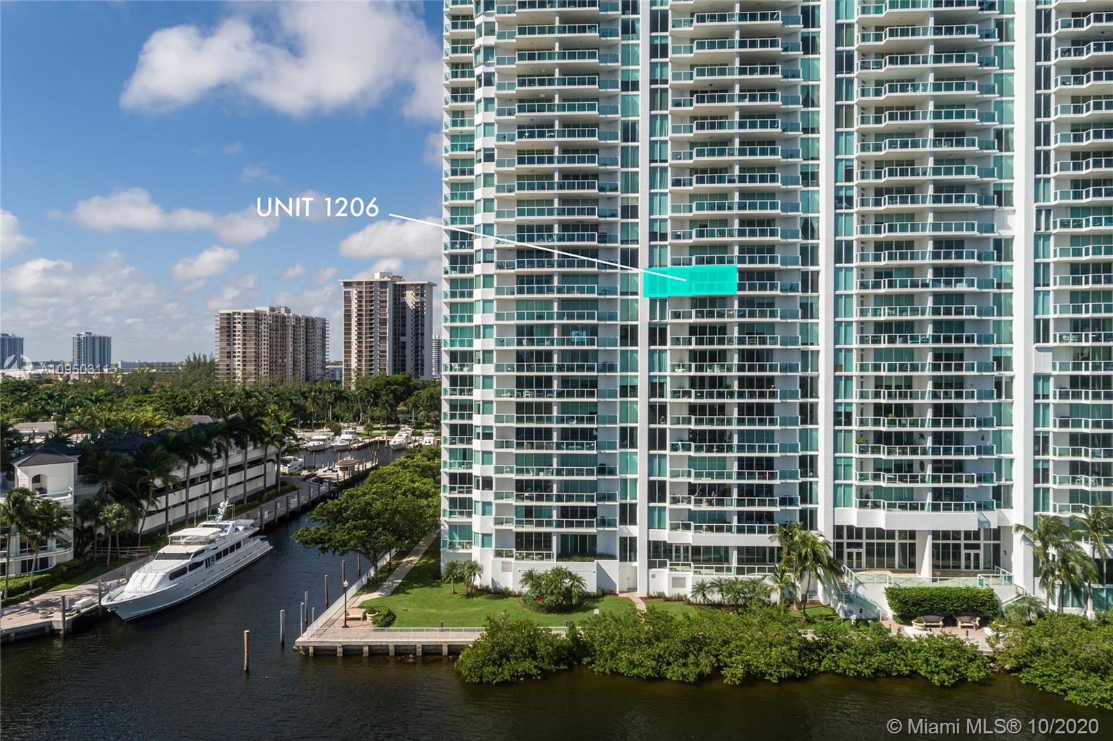 Peninsula One #1206 - 3201 NE 183rd St #1206, Aventura, FL 33160