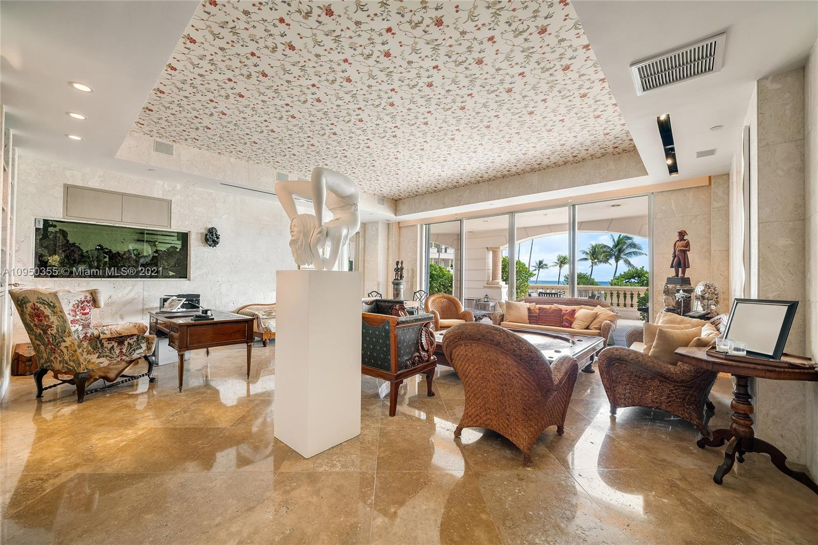 Oceanside #7412 - 7412 Fisher Island Dr #7412, Miami Beach, FL 33109