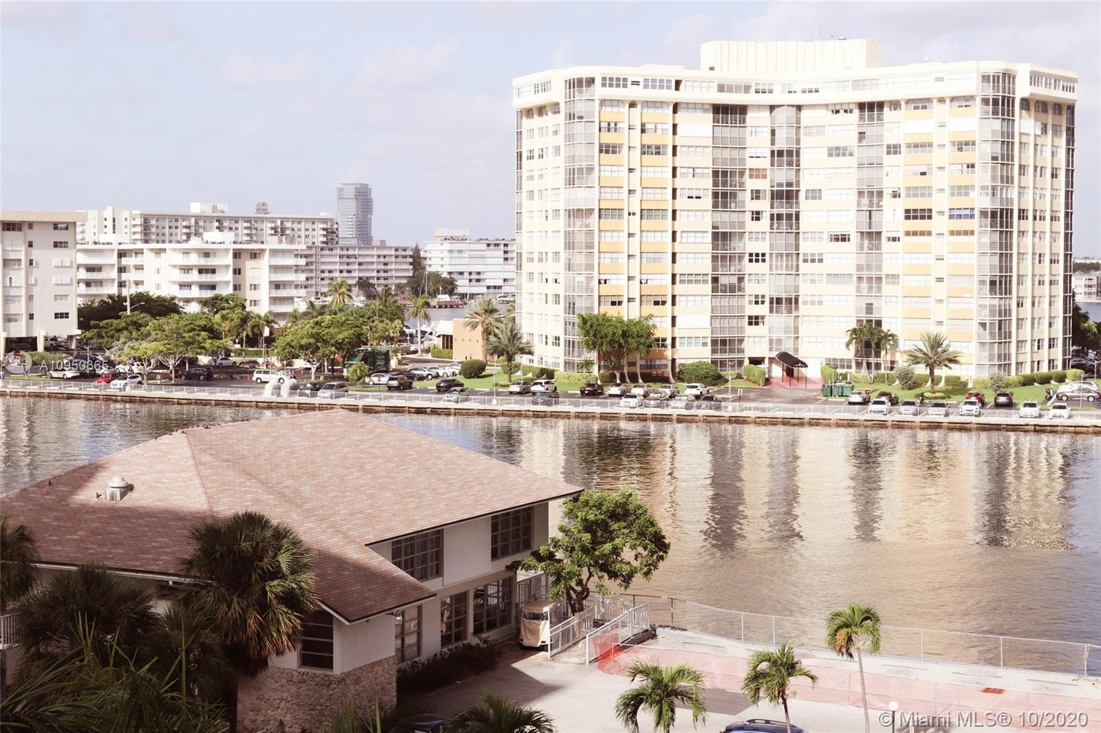 Plaza North Tower #604 - 1833 S Ocean Dr #604, Hallandale Beach, FL 33009