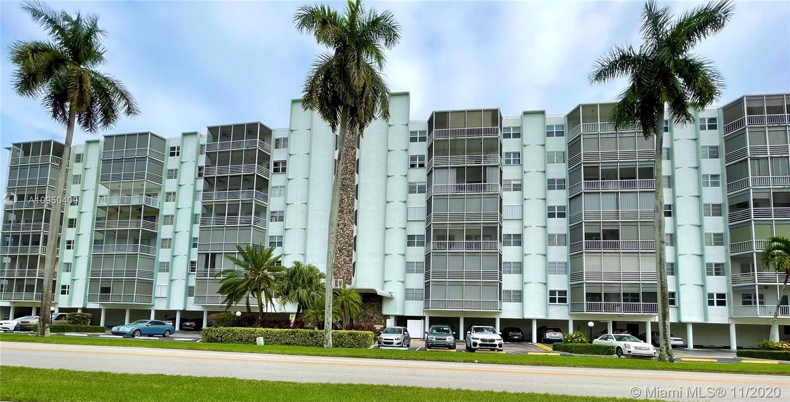 Fairways Riviera #608 - 400 Diplomat #608, Hallandale Beach, FL 33009