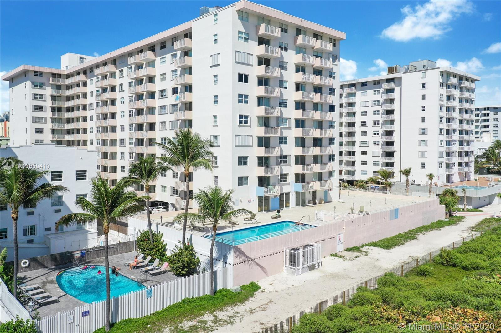 Ocean Point #802 - 345 Ocean Dr #802, Miami Beach, FL 33139