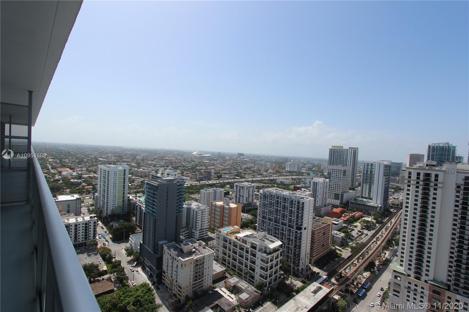 Axis on Brickell South Tower #UPH 4010-S - 79 SW 12th St #UPH 4010-S, Miami, FL 33130