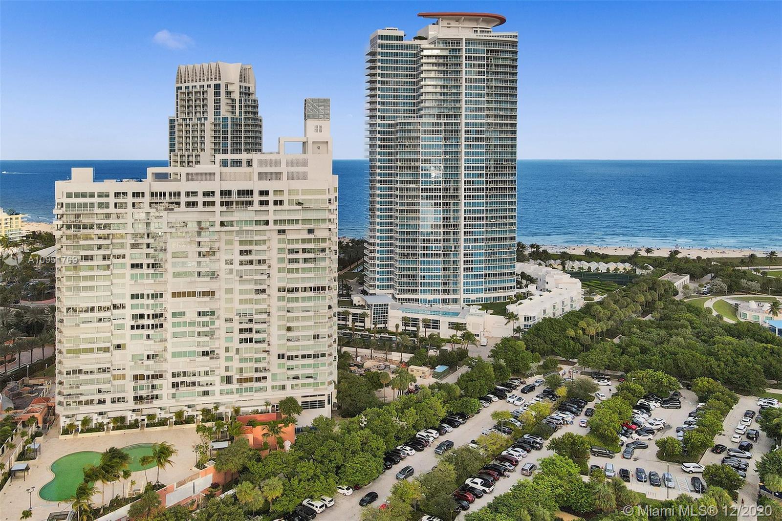 South Pointe Tower #1107 - 400 S Pointe Dr #1107, Miami Beach, FL 33139