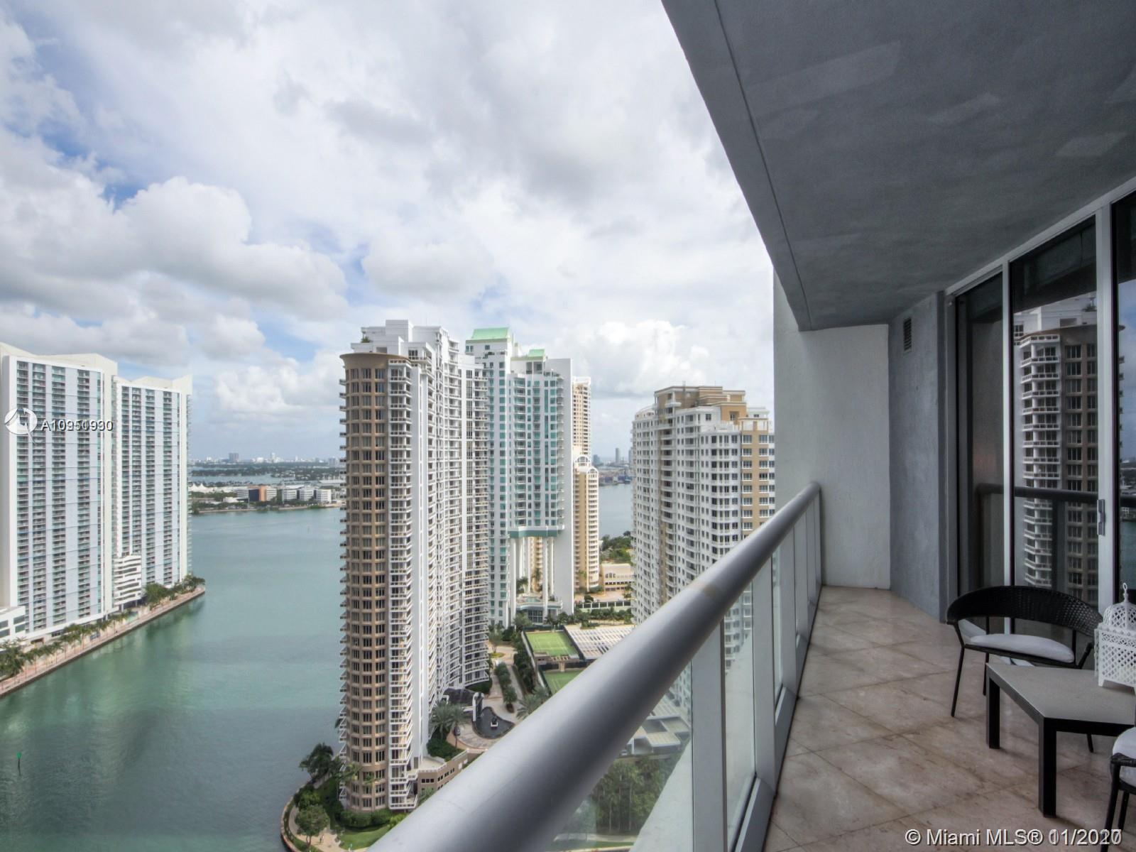 Icon Brickell 2 #2808 - 495 Brickell Ave #2808, Miami, FL 33131