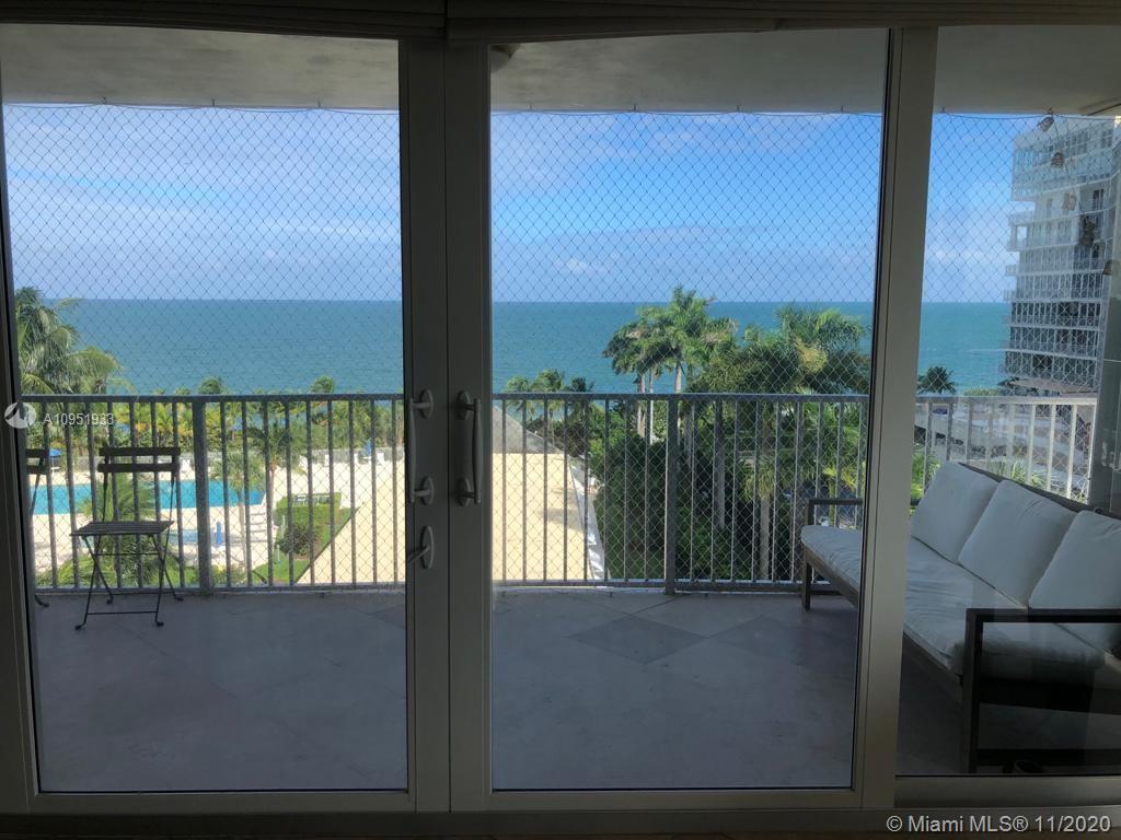 Casa del Mar #5A - 881 Ocean Dr #5A, Key Biscayne, FL 33149