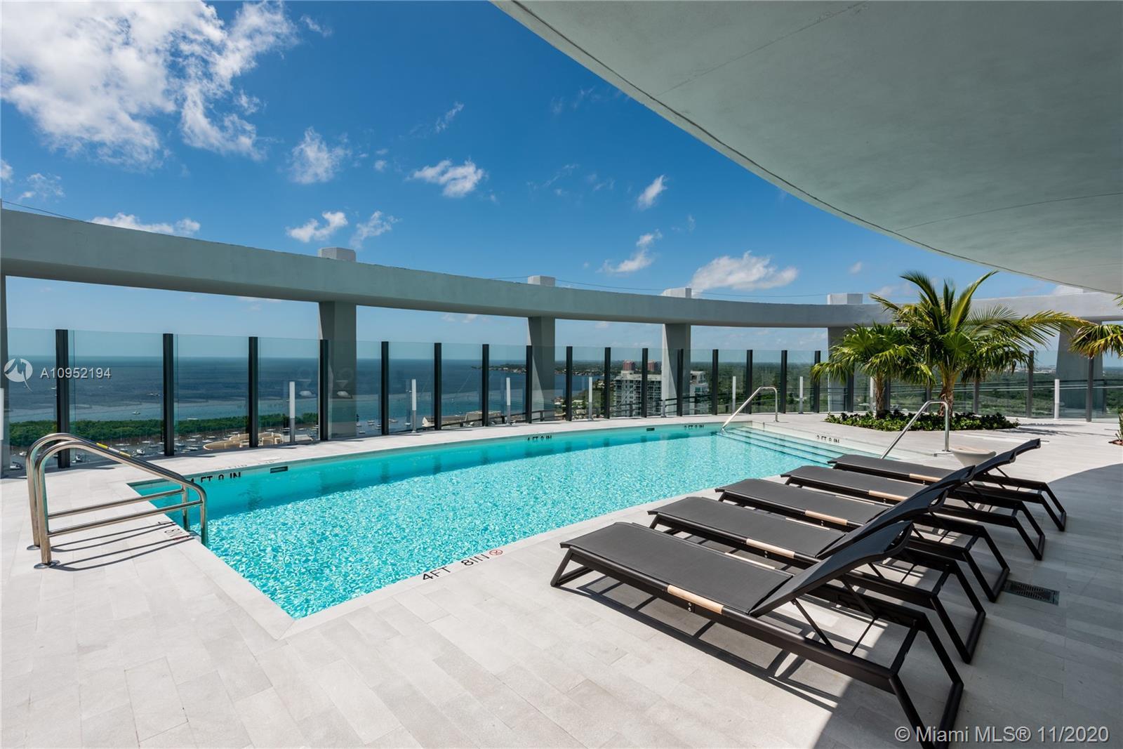 Park Grove Tower Three #608 - 2831 S Bayshore Dr #608, Miami, FL 33133