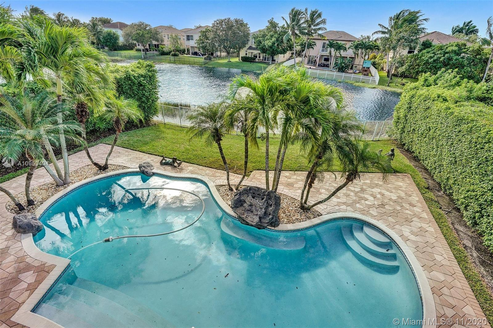 16762 SW 12th St, Pembroke Pines, Florida 33027, 5 Bedrooms Bedrooms, ,4 BathroomsBathrooms,Residential,For Sale,16762 SW 12th St,A10953404