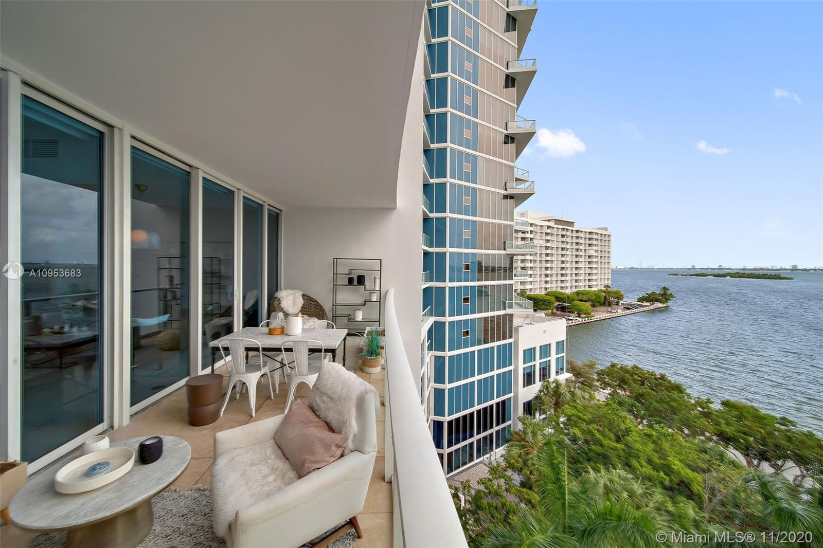 Photo of 2020 N Bayshore Dr #705 listing for Sale