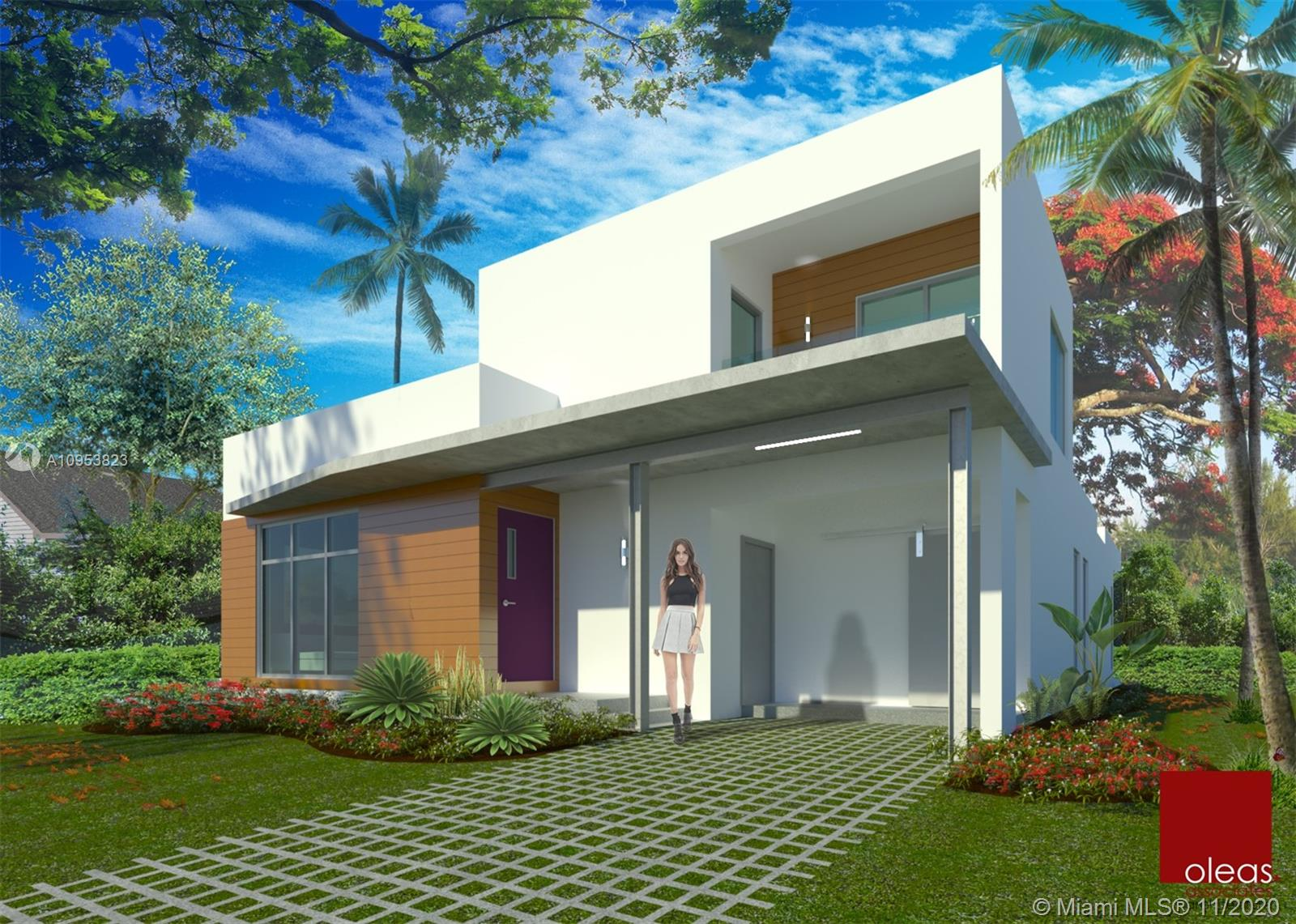 Frow Homestead - 3650 Franklin Ave, Miami, FL 33133