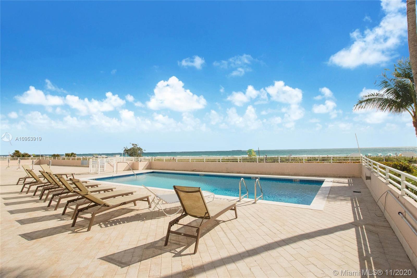 Ocean Point #801 & 802 - 345 Ocean Dr #801 & 802, Miami Beach, FL 33139