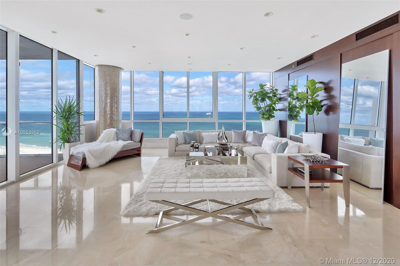 Continuum South #3307 - 100 S Pointe Dr #3307, Miami Beach, FL 33139