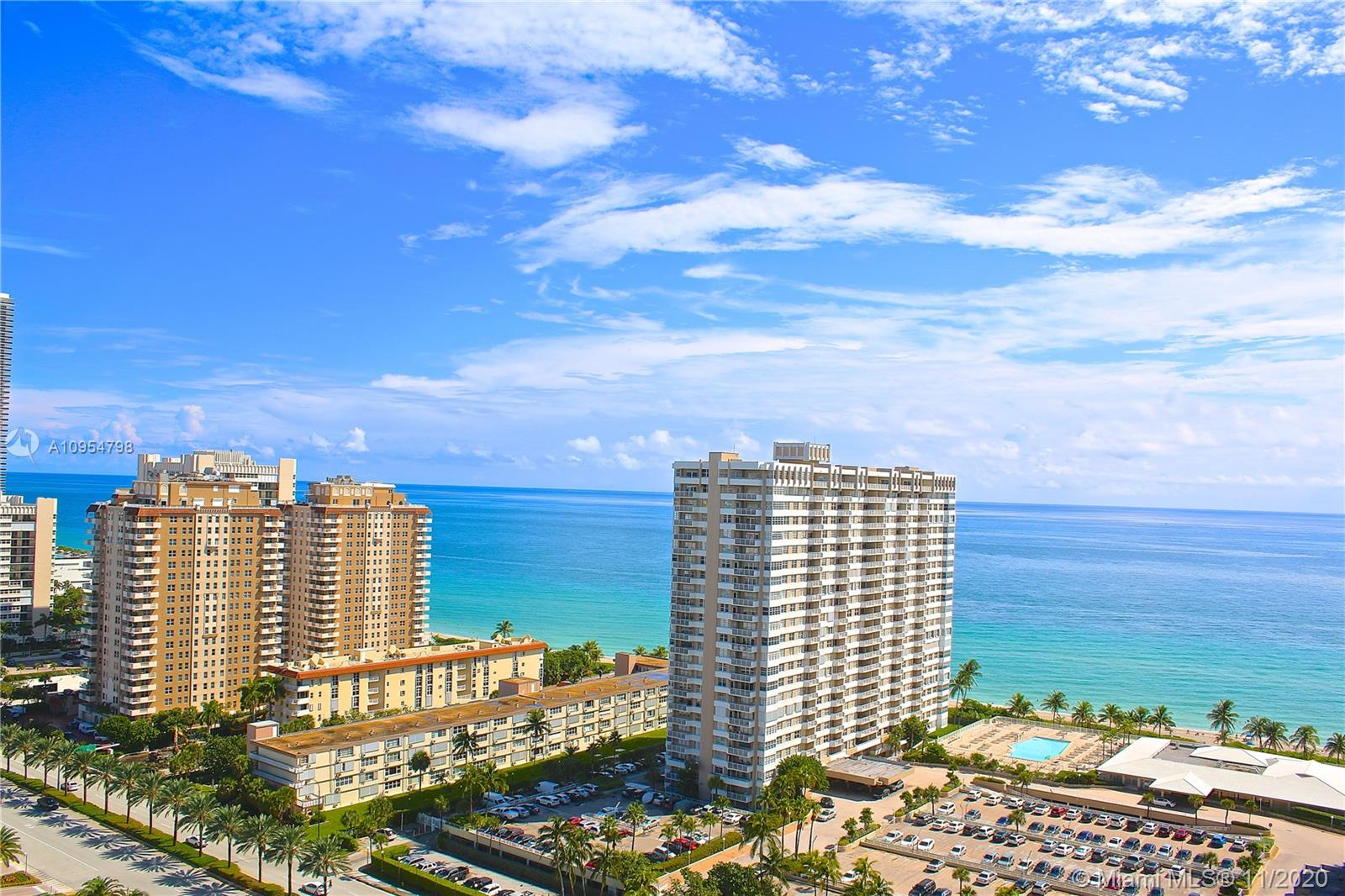 The Hemispheres Four #22D - 1985 S Ocean Dr #22D, Hallandale Beach, FL 33009