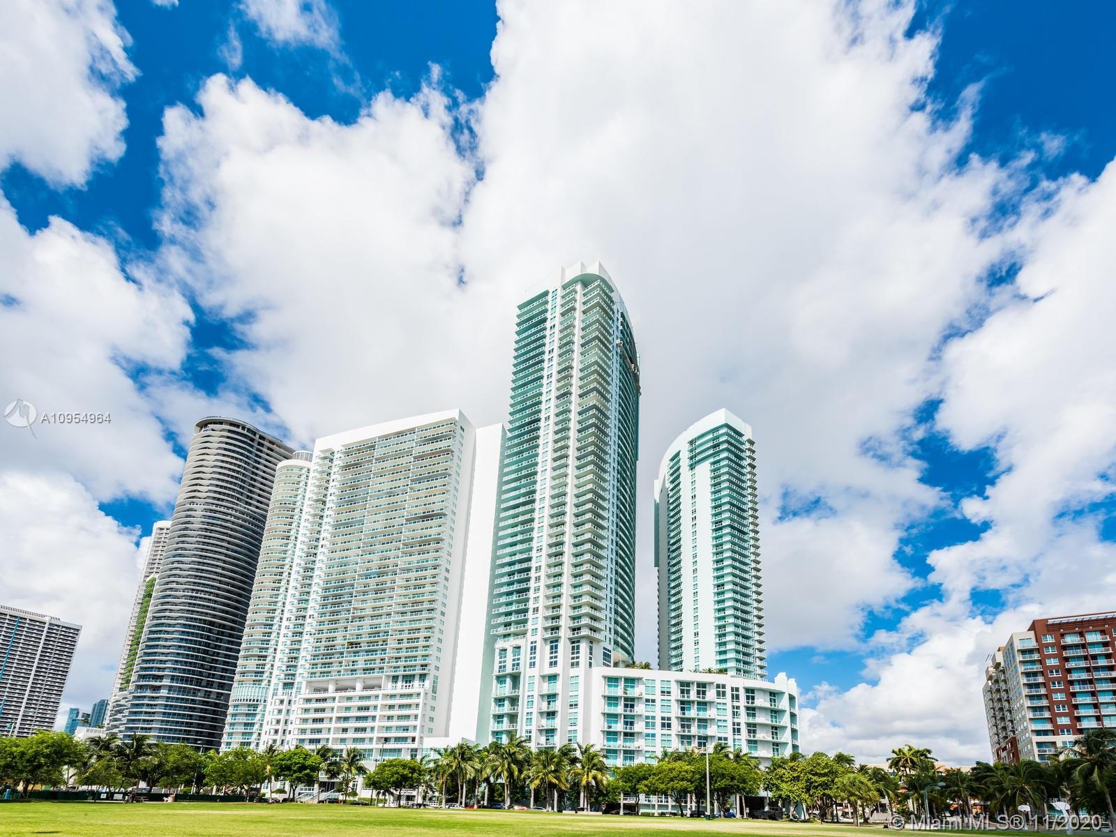 Quantum on the Bay #3418 - 1900 N Bayshore Dr #3418, Miami, FL 33132