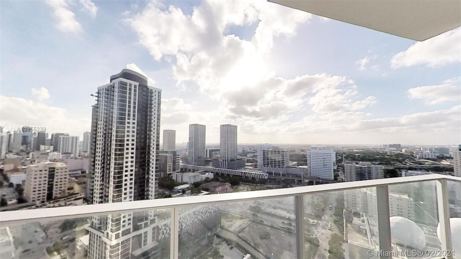Paramount Miami Worldcenter #2712 - 851 NE 1 Ave #2712, Miami, FL 33132